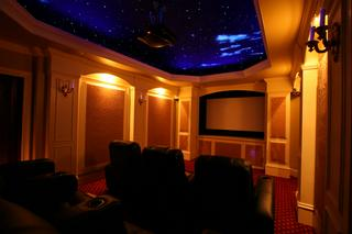 Custom Home Theater Design Company Atlanta GA Custom Home Theater In Sharp