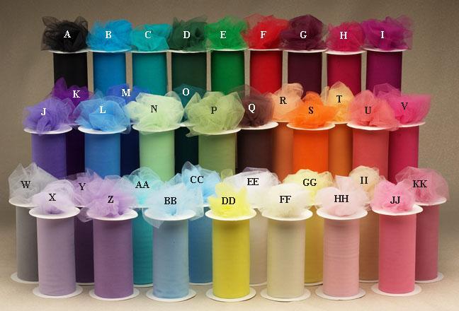 تحتاجين لمطاط و رولات التل الملونة يمكنك عمل تنورة للبنات