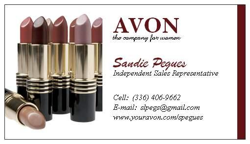 AVON Independent Sales Representative - Kernersville NC 27284 ...