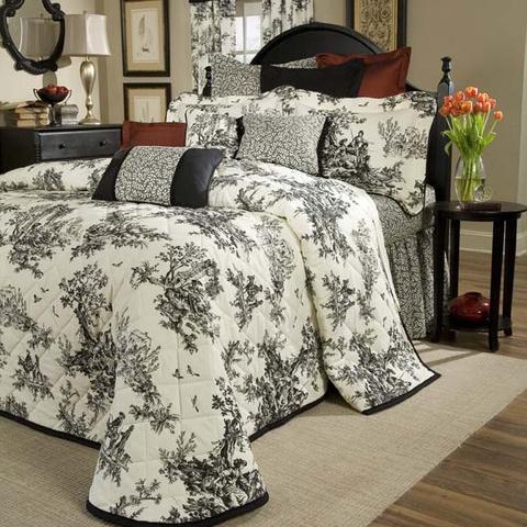 Black bedroom set full