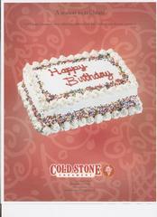Cold Stone Creamery - Westfield, NJ