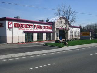 Security Public Storage - Sacramento, CA