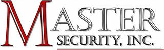 Master Security Inc - Youngstown, OH