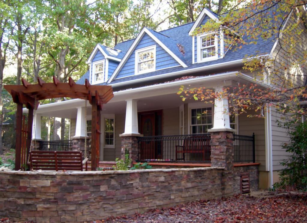 Front porch remodeling jpg from crossfire service home improvement in