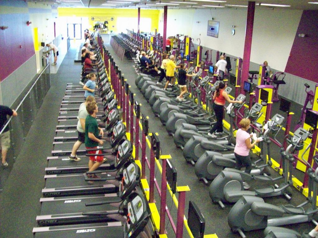 Planet Fitness Columbia Mo - PAC Personal Training