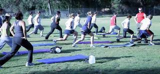West Coast Boot Camp - La Canada Flintridge, CA