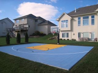Sport Court-Iowa - Clive, IA