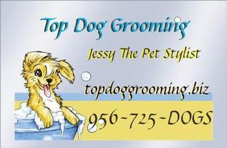 Top Dog Grooming - Laredo, TX