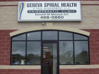 Geneva Spinal Health & Pain Mn - Homestead Business Directory