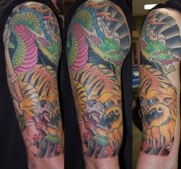voodoo tattoo - Las Vegas, NV