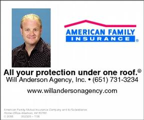 american family insurance william anderson saint paul mn. Black Bedroom Furniture Sets. Home Design Ideas