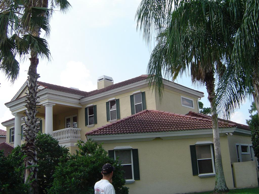 Roof Cleaning Pressure Washing Pinellas County Florida