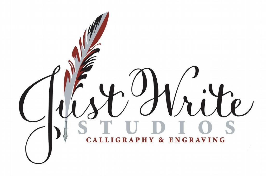 Just Write Calligraphy Engraving Studios Rockville Md
