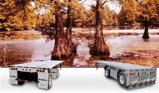 Branded Trailers - Woodworth, LA