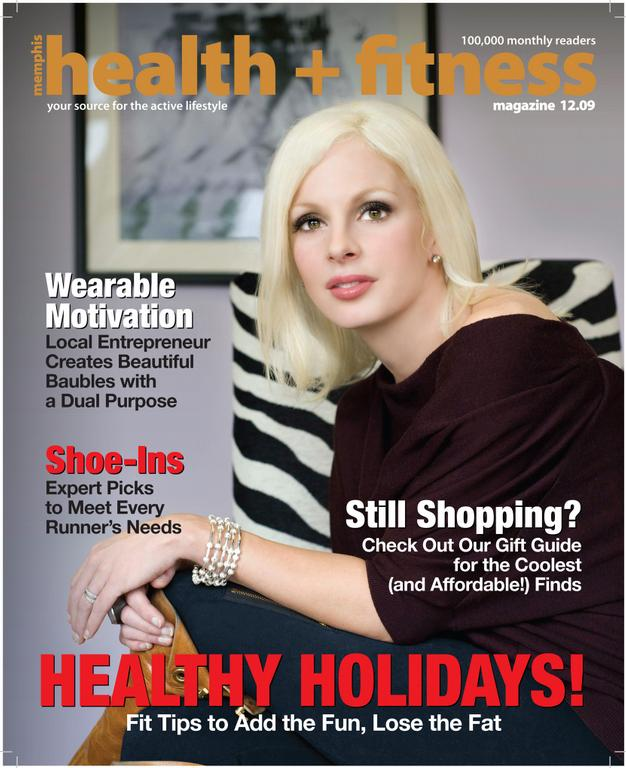 Memphis health and fitness magazine, Memphis TN 38107