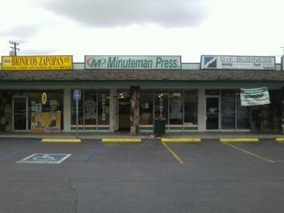 Minuteman Press - Downey, CA
