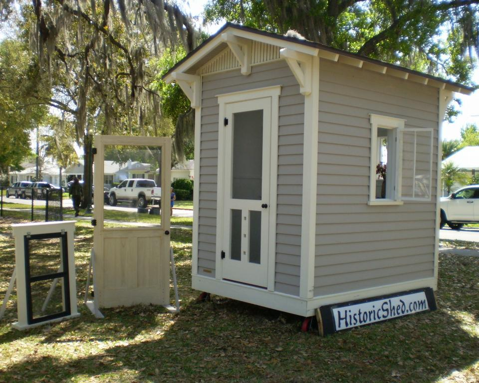 pictures for historic shed in brooksville fl 34601