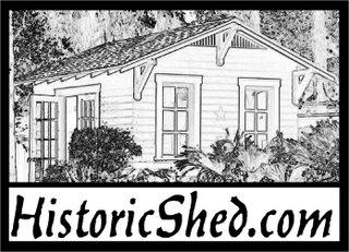 Historic shed brooksville fl 34601 813 333 2249 for Sheds brooksville fl