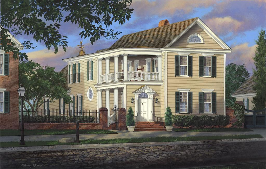William e poole 39 s charleston from headwater homes llc for William poole homes