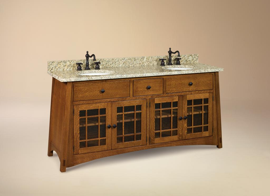72 bathroom vanity cabinet only - Mission Style Vanity Arts Amp Crafts Mission Style Pinterest