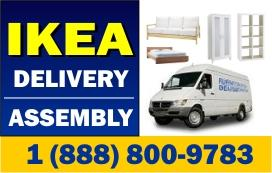 Ikea delivery and assembly service brooklyn new york for Does ikea deliver same day