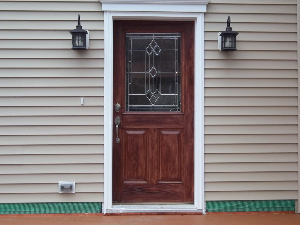 Pictures for kellogg 39 s painting in leeds ny 12451 power washing - Paint or stain fiberglass exterior doors concept ...