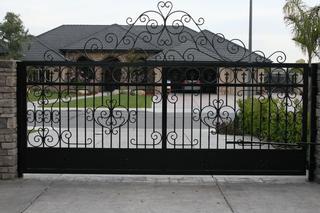 Jaguar Wrought Iron - Bakersfield, CA
