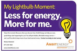 Newsletters - Ambit Energy - Discount Electricity and Gas ...