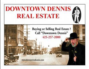 Downtown Dennis Real Estate - Everett, WA
