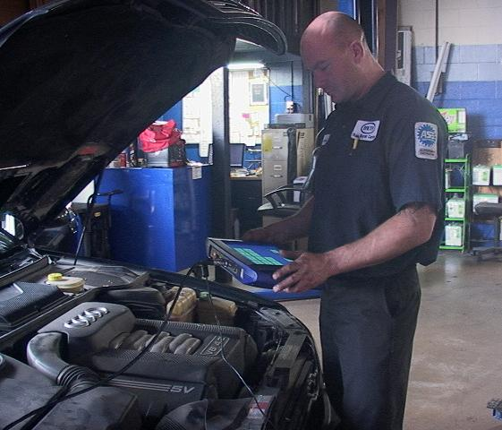 Transmission Repair Columbus Ohio: WHEEL ALIGNMENT / TIRE SERVICE At BALTA Auto Repair Center