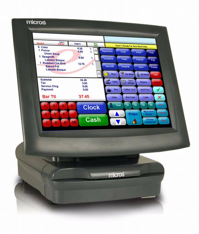 Micros Systems Inc Elk Grove Village Il 60007 847