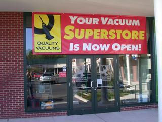 Quality Vacuums - Homestead Business Directory