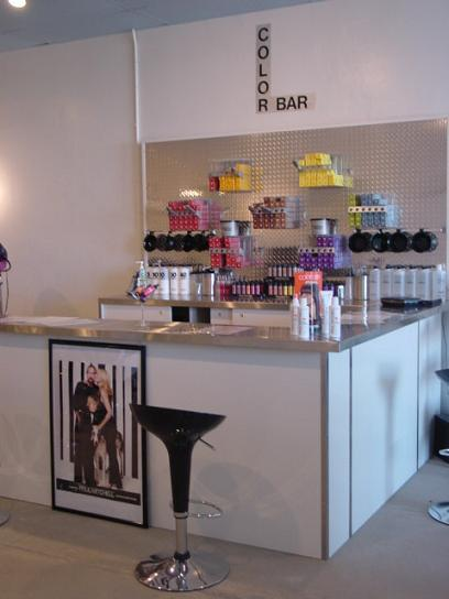 The color bar from the l factor a paul mitchell salon in for A paul mitchell salon