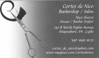 Cortes De Nico - Homestead Business Directory