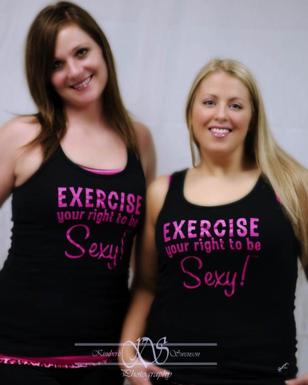 Ali and Jen Finished2 by TheAlliB. Top Pilates Expert & JNL Fusion Master Trainer