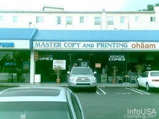 Master Copy & Printing - Los Angeles, CA