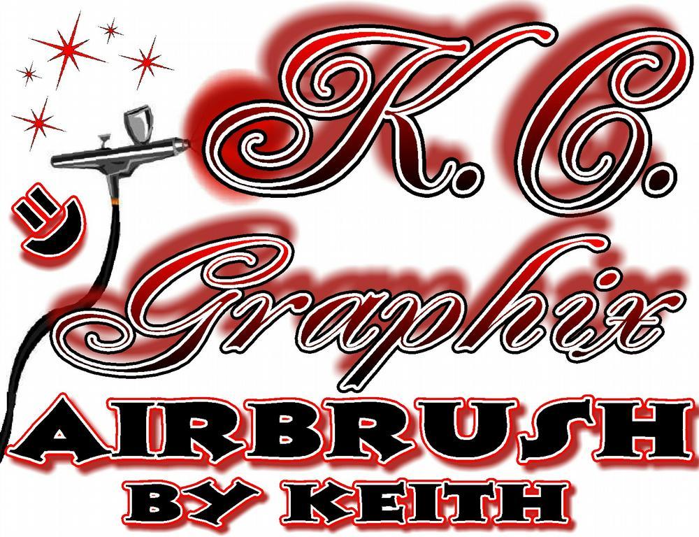 Kc Graphix Airbrush By Keith Marrero La 70072 504 340 8118