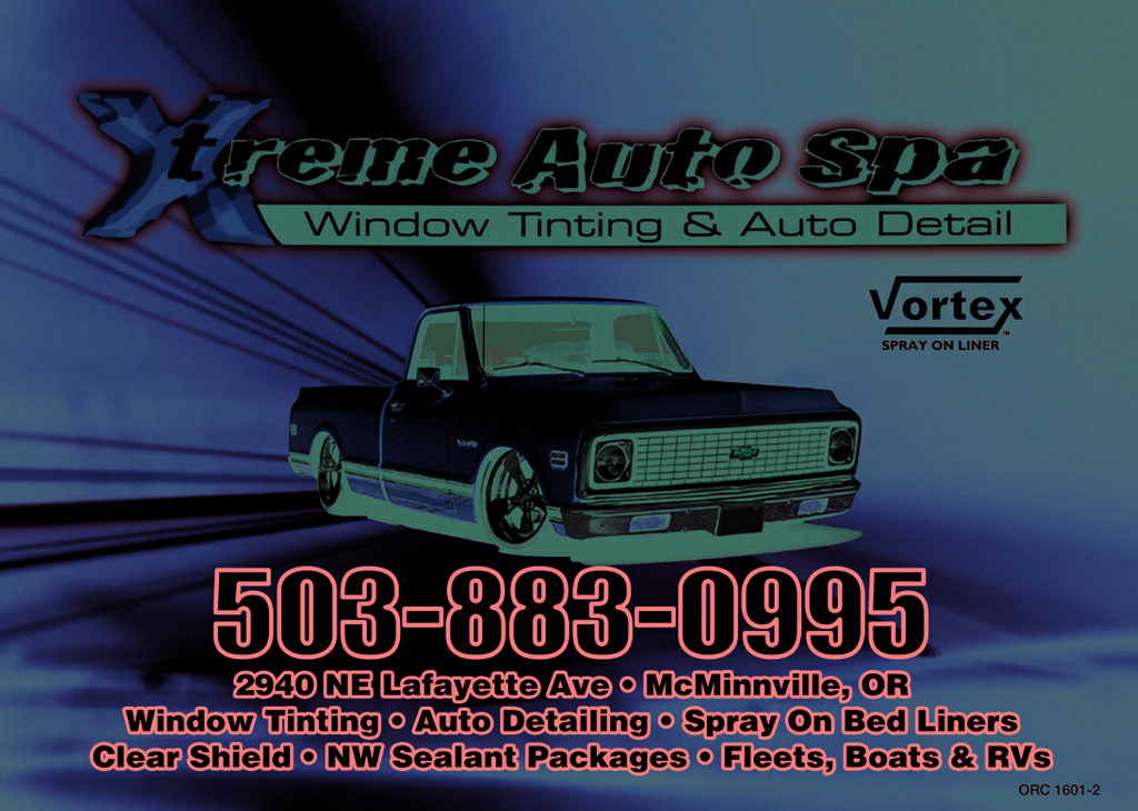Xtreme Auto Spa Mcminnville Or 97128 503 883 0995