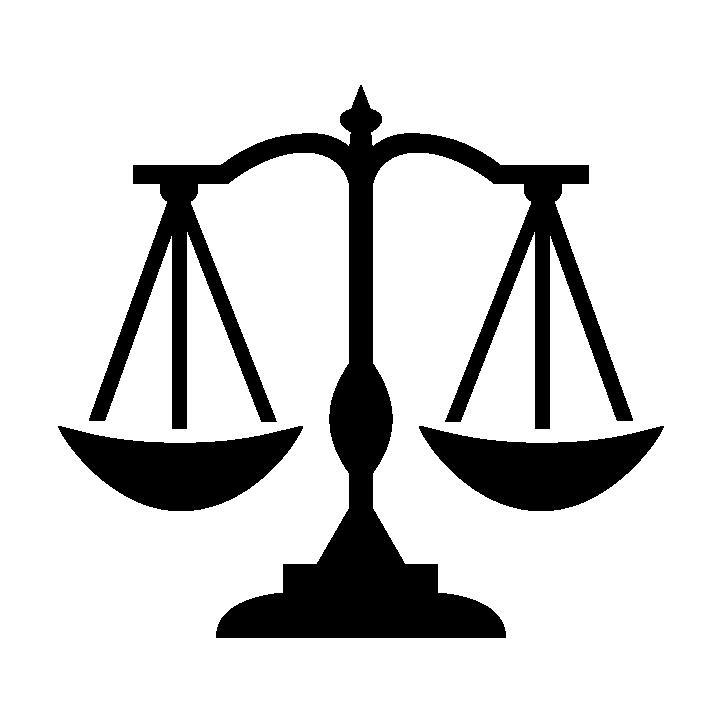legal scales clipart - photo #45
