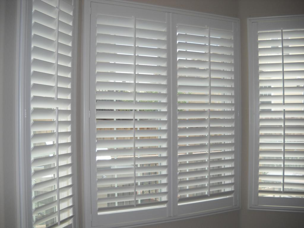 Blinds For Bay Windows Interior Design Ideas