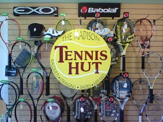 Madison Tennis Hut - Madison, CT
