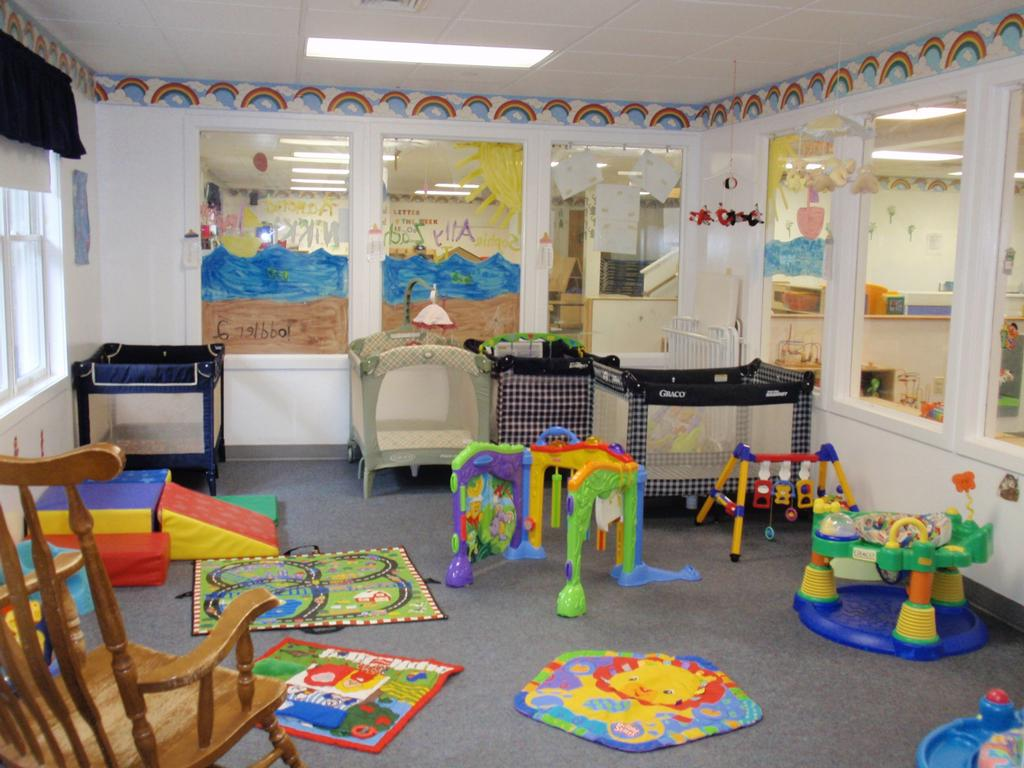 Infant Room Picture 1 From Rainbowland Child Care Center LLC In Southbury CT 06488