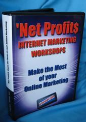 'Net Profit$ - 10-hour Internet marketing video course