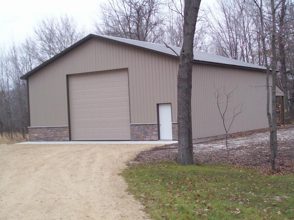 custom pole buildings llc north branch mn 55056 651