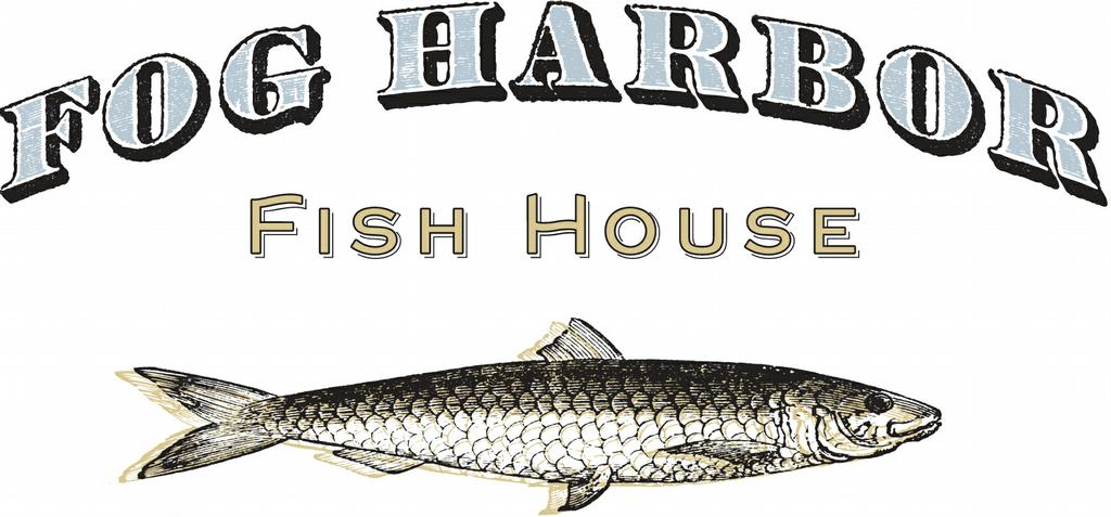 Fh logo from fog harbor fish house in san for Fog harbor fish house san francisco