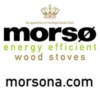 Morso Contemporary Wood burning Stoves - Modern Stoves
