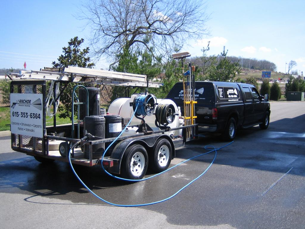 Pressure Washing Equipment : Pictures for anchor pressure washing in nashville tn