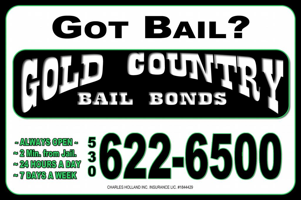 Gold Country Bail Bonds  Placerville Ca 95667  5306226500. Performance Testing Methodologies. Free Web Page Hosting Sites A Transmission. Computer Applications Software Engineers. Stock Trading Online Comparison. Men Taking Birth Control Purchasing Upc Codes. Best Mortgage Rates In Colorado. Freezing Fat Cells Procedure. List Of Criminal Justice Careers