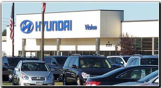 Vision Hyundai Henrietta Rochester - Rochester, NY