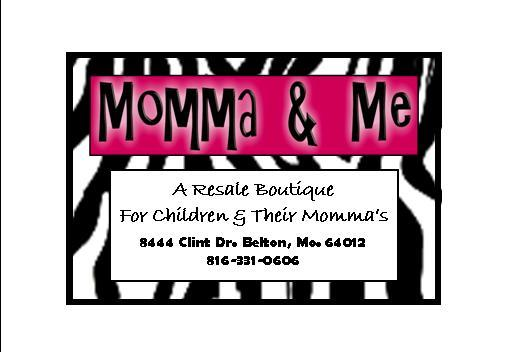 Momma Amp Me Belton Mo 64012 816 331 0606 Baby Apparel